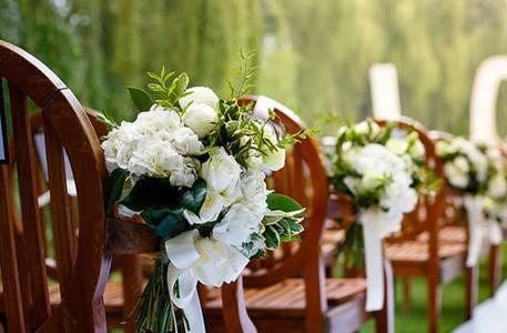 西安小型婚礼布置