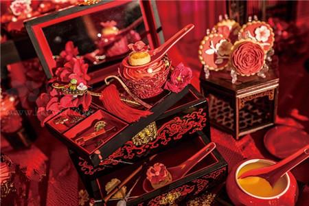重庆中式婚礼 婚礼筹备