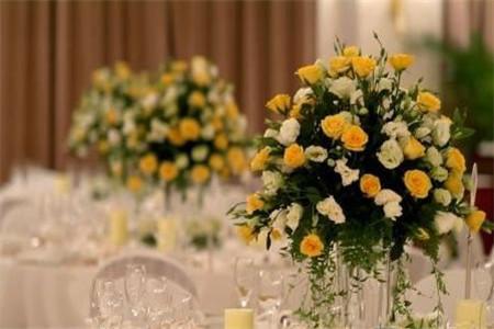 重庆婚宴酒店 婚礼布置