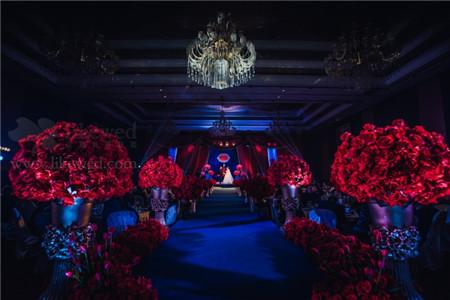 西安婚礼酒店推荐 婚礼筹备