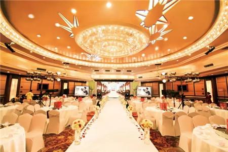 郑州金水区五星婚宴酒店