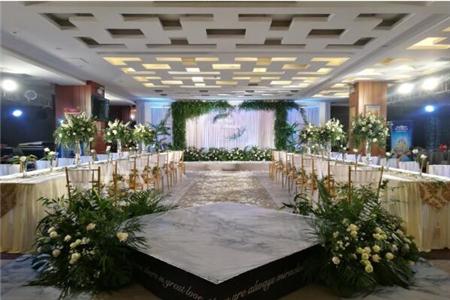 郑州郑东新区婚宴酒店