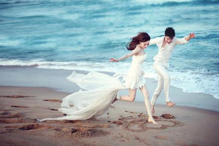 西安婚宴 婚纱照