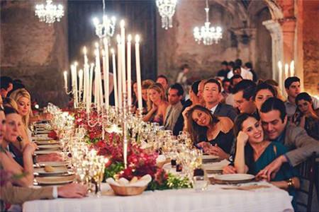 西安婚宴酒席 婚礼筹备