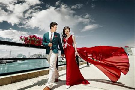 西安婚宴预定 婚纱照
