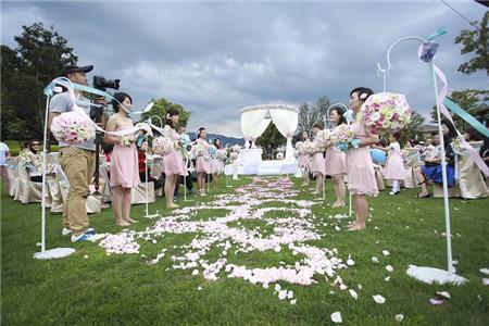 西安婚礼 婚礼筹备