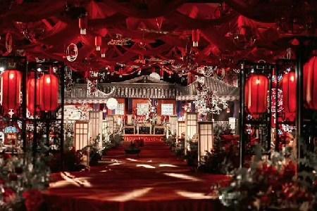 筹备婚宴酒店