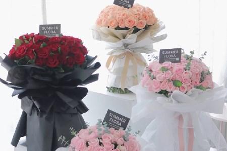 婚礼筹备,婚礼背景花手捧花