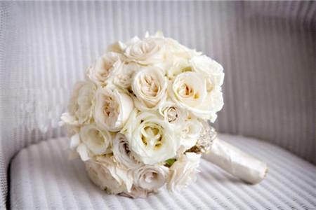 成都西式婚礼 手捧花