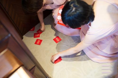 西安婚宴 红包