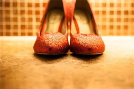 成都结婚酒店大全 婚鞋