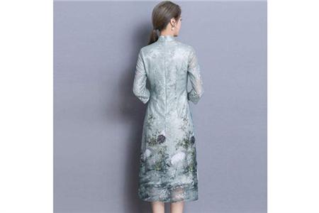 成都中式婚礼酒店 旗袍