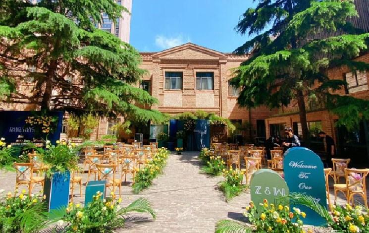 西安婚宴 婚宴酒店