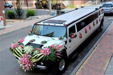 成都婚礼酒店 婚车