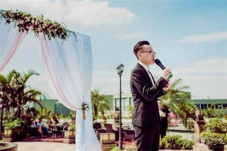 成都婚礼酒店网 司仪