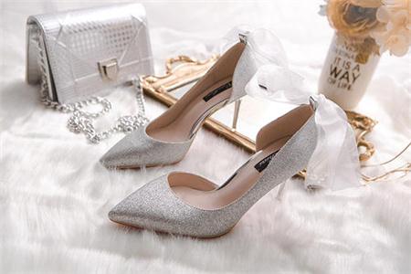 成都中式婚礼 婚鞋