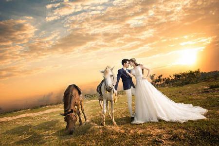 成都结婚网站 婚纱照