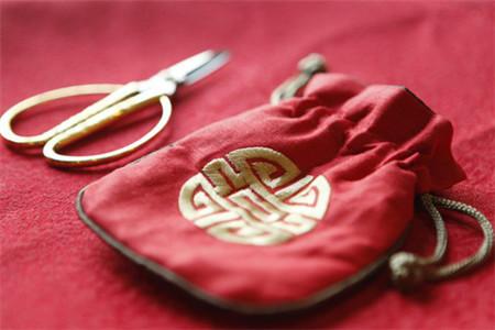 成都中式婚礼 信物