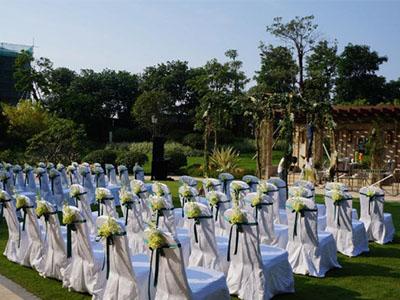 备婚,户外婚礼,草坪婚礼