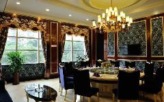 酒店中餐包房2