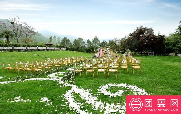 金花南山酒店婚宴图片