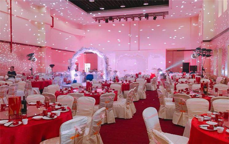 西安君苑酒店婚宴图片