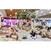 云南民族村民族餐厅婚宴图片