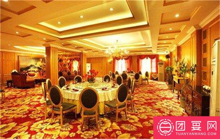 金沙洲花园酒店婚宴图片