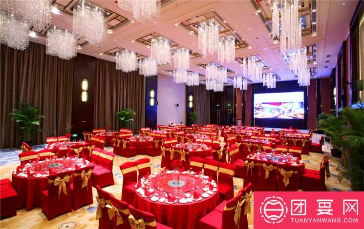 西安天骊君廷大酒店婚宴图片
