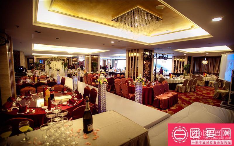 新华国际酒店婚宴图片