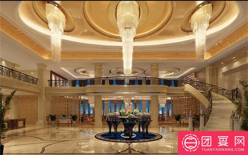 尊悦豪生酒店婚宴图片