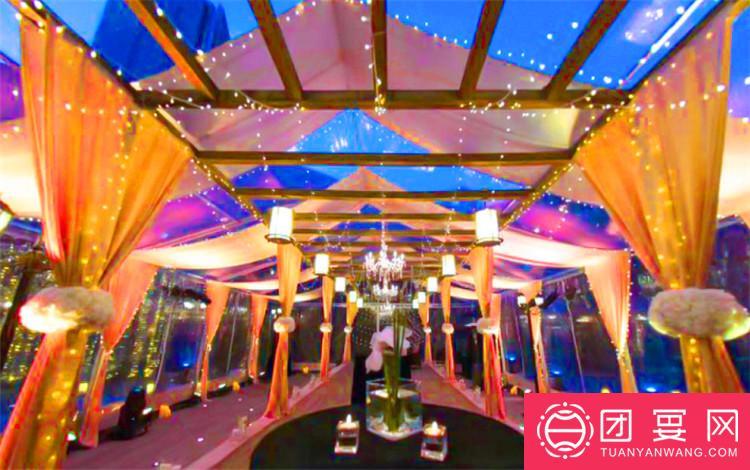 天津瑞吉金融街酒店婚宴图片