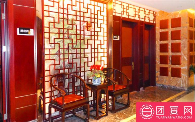 华信半岛酒店婚宴图片