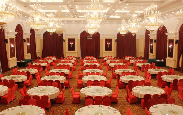 重庆恒大酒店婚宴图片