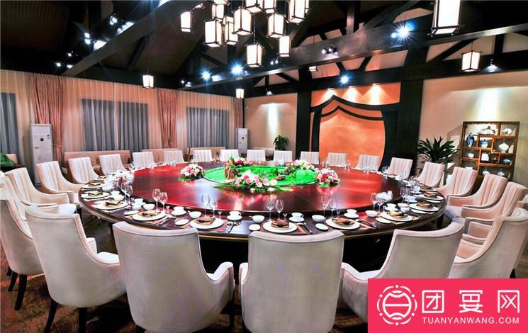 锦江澜岸酒店婚宴图片