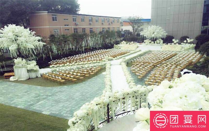 世外桃源大酒店婚宴图片