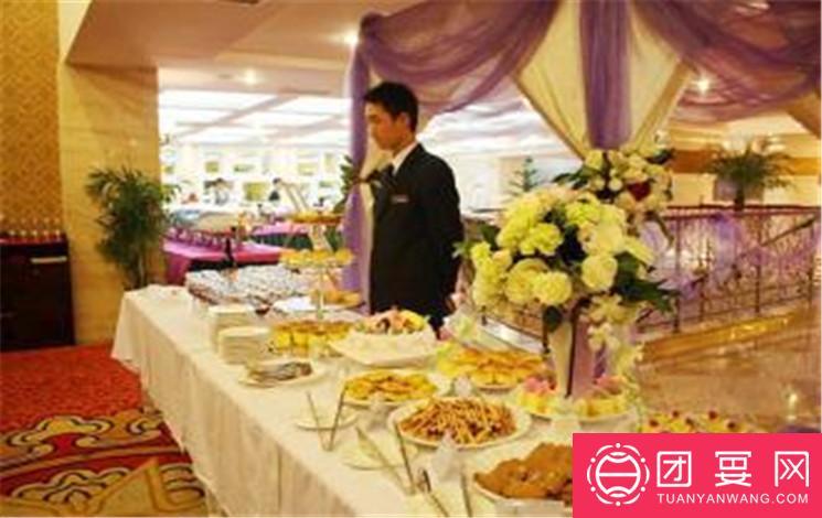 西宁青藏假日酒店婚宴图片
