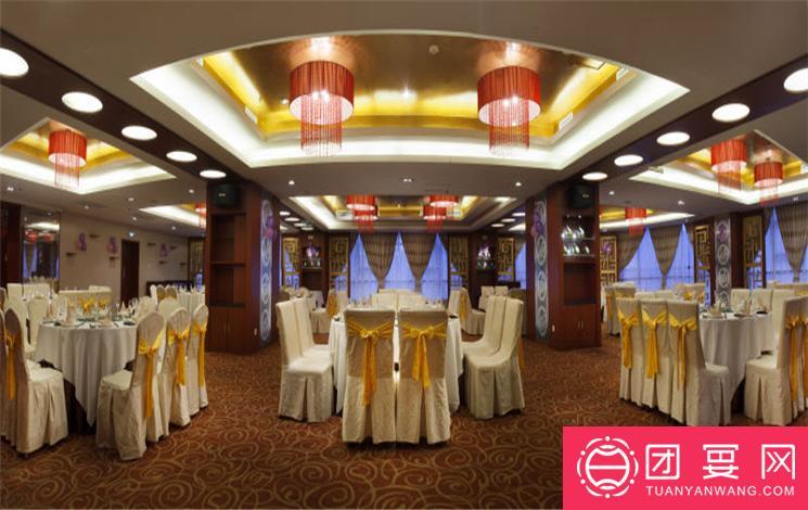 扬子岛酒店婚宴图片