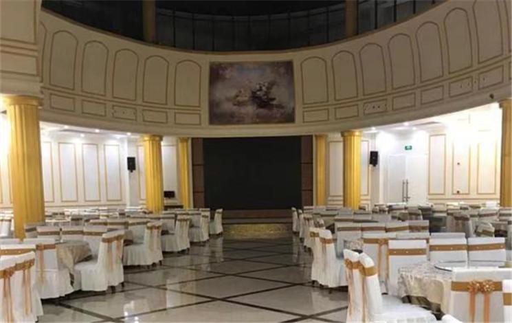 皇门大饭店 巴南店婚宴图片