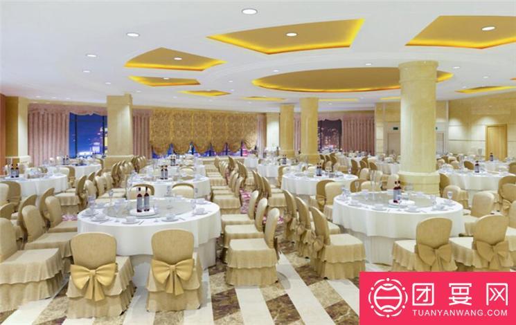 拉薇达私人婚礼会馆 延安路店婚宴图片