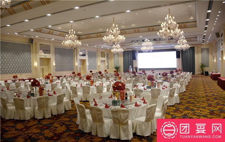 重庆银鑫世纪酒店婚宴图片