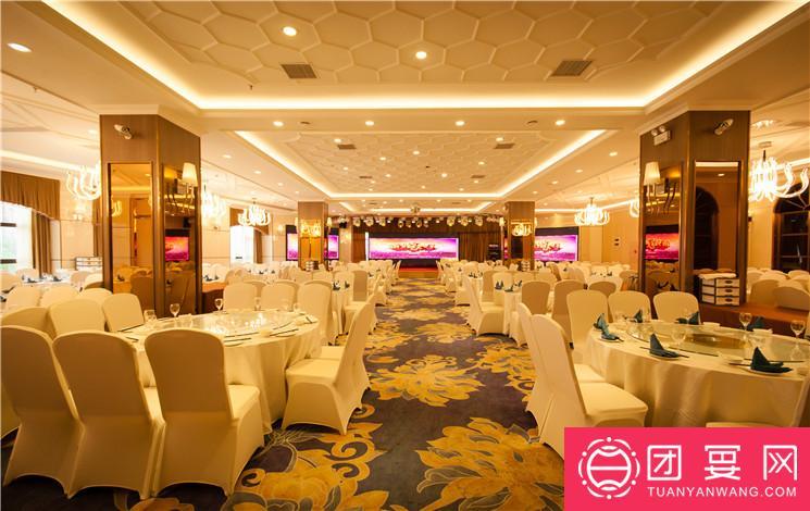 朗豪大饭店 沙坪坝店婚宴图片