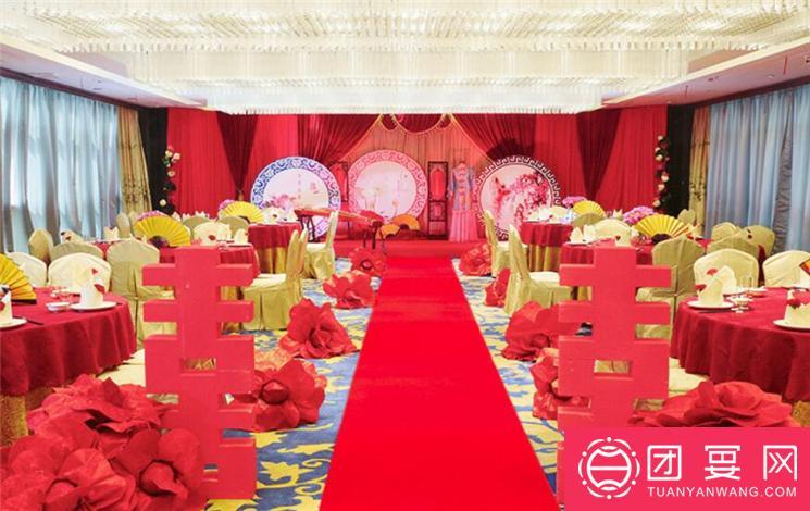 港鸿大酒店婚宴图片