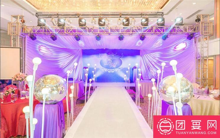 君丽大酒店婚宴图片