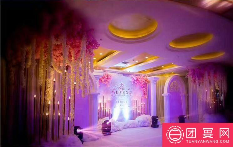 龙州大饭店婚宴图片
