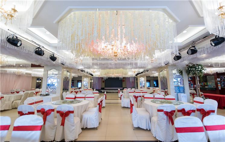 翠云禧宴大酒楼婚宴图片