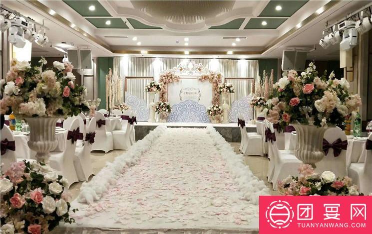 西永大饭店婚宴图片