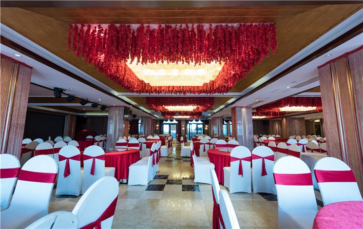 南滨108酒店婚宴图片