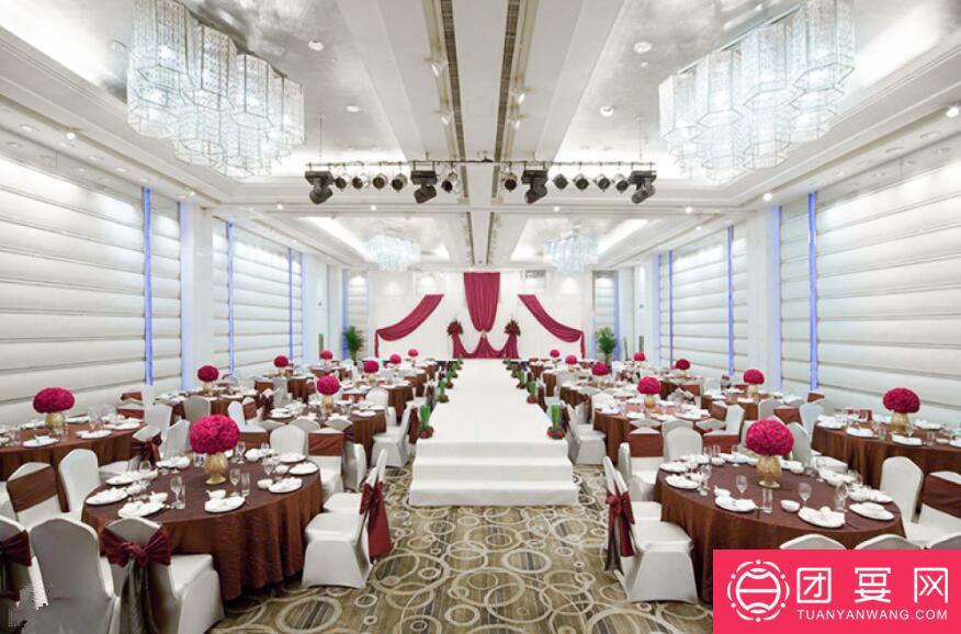 虹桥雅高美爵酒店婚宴图片