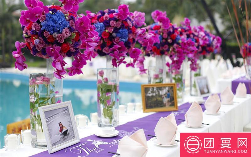 漫花庄园婚宴图片